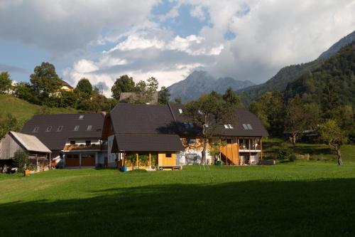Apartments Tourist Farm Štorman - Hotel - Trzic