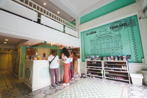 D Hostel Bangkok photo 58