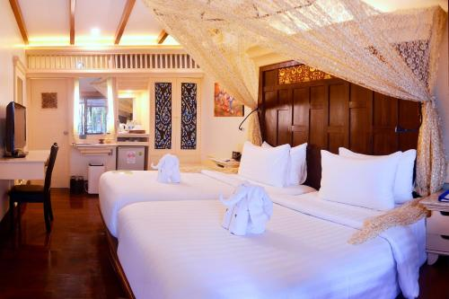 Garden Deluxe Double or Twin Room