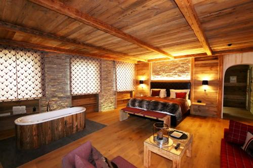 Amber Ski In Out Hotel And Spa