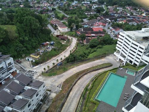 Homestay Sufea Residence Crystal Creek Taiping