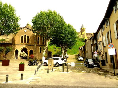 cote de la cite medievale - Location saisonnière - Carcassonne