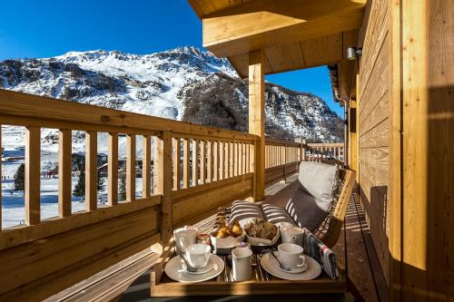 Le Yule Hotel & Spa Val d Isere