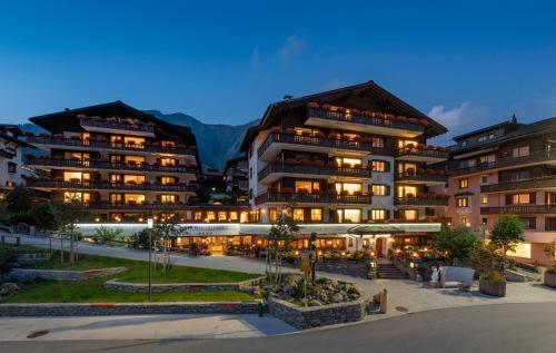 Hotel Alpina Klosters