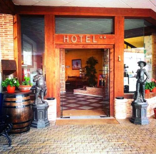 . Hotel Venta El Molino