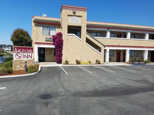 Americana Inn Motel - South San Francisco, CA 94080
