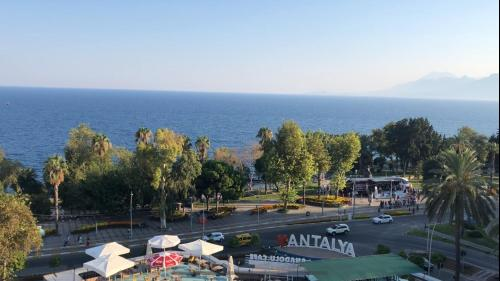 Antalya Old Town Suite with Sea View in City-Center ulaşım