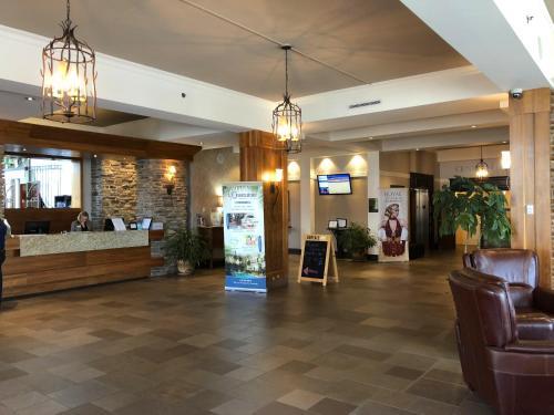 Hotel L'Oiseliere Levis
