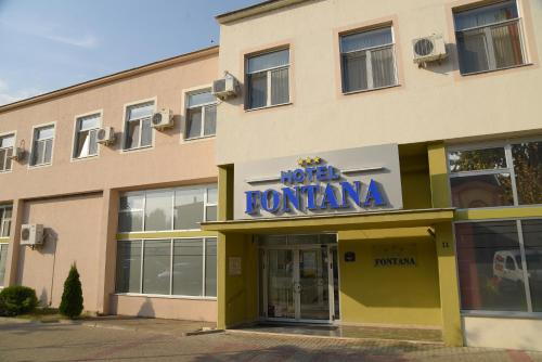 . Hotel Fontana