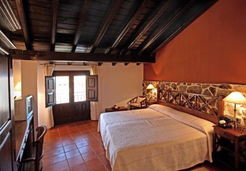 Habitación Doble Superior - 1 o 2 camas Hotel Spa Villa de Mogarraz 5