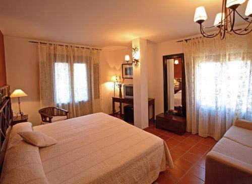 Habitación Doble - 1 o 2 camas Hotel Spa Villa de Mogarraz 6