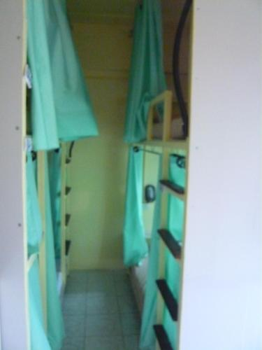 Bunk Bed in Mixed Dormitory Room with Fan