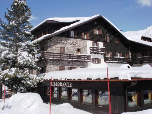 TH San Pellegrino - Monzoni Hotel - Passo San Pellegrino