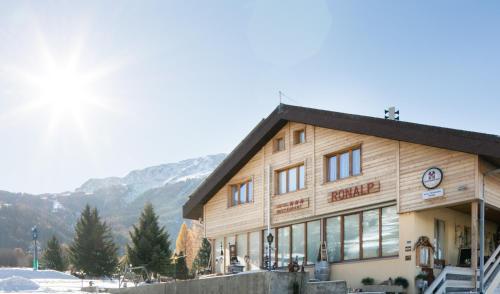 . Hotel-Restaurant Ronalp