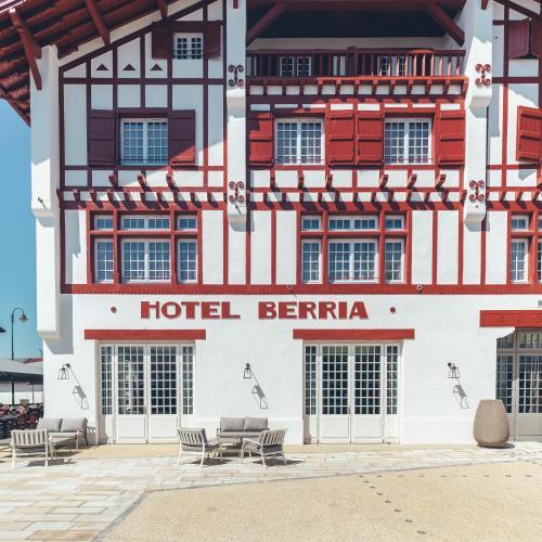 . Hotel Berria