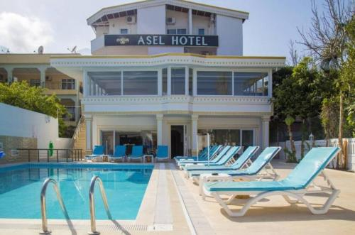 Antalya ASEL HOTEL how to get