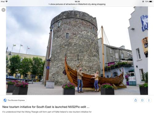 5ffa7528f0 Waterford Hotels hotel booking in Waterford - ViaMichelin