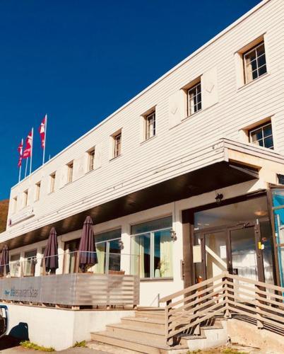 . Enter Hotell Bjerkvik