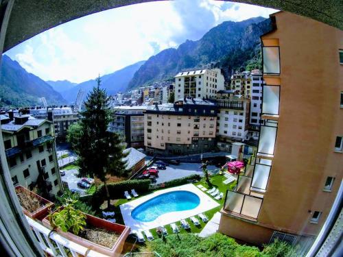 Bonito apartamento al ❤️ de Andorra La Vella / Parking Апартаменты
