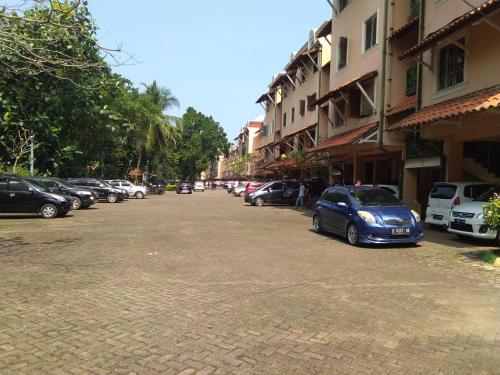 Kondominium Pantai carita Ria, Pandeglang