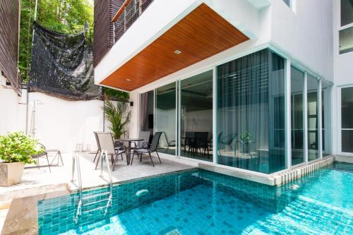 Kamala 35c, 3 bdrm townhouse with private swimmingpool Kamala 35c, 3 bdrm townhouse with private swimmingpool