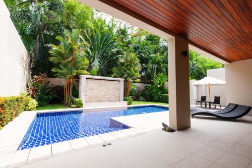 Luxury pool villa at the Residence, Bang tao beach Luxury pool villa at the Residence, Bang tao beach