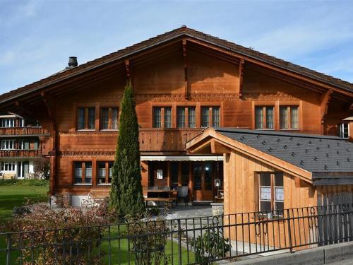 Apartment Schmiede-Stöckli Gstaad