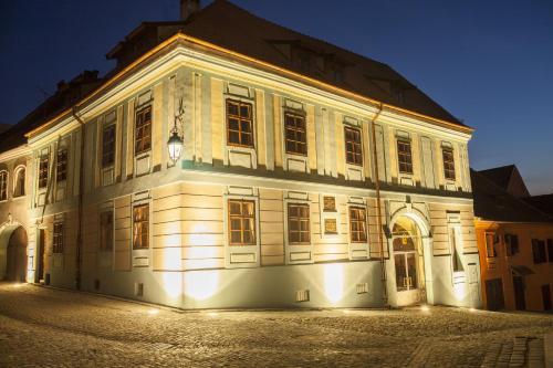 . Casa Georgius Krauss Sighisoara