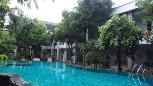 The Garden Pool resort The Garden Pool resort