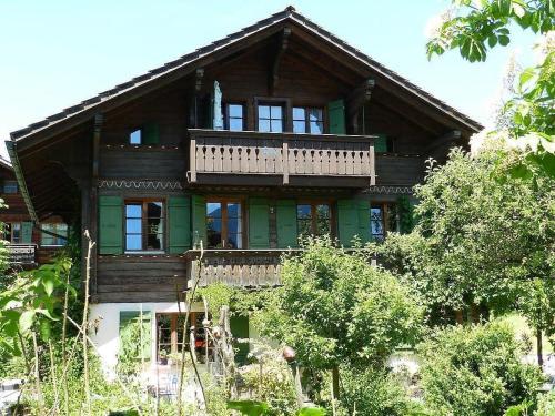 Apartment Im Wiesengrund Gstaad