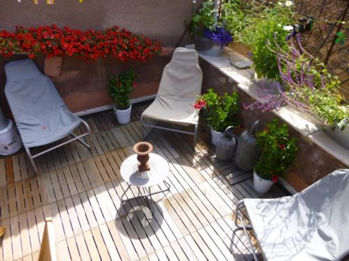 . La Parenthèse - toit terrasse