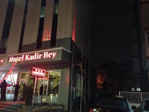 Malatya Kadirbey Hotel telefon