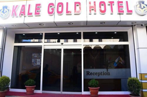 Bostaniçi Kale Gold HOTEL adres