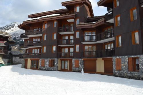Valmorel Studio Skis aux pieds - Apartment - Valmorel