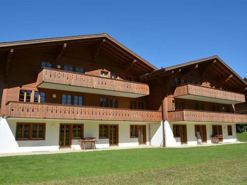 Apartment Jacqueline 24 Gstaad