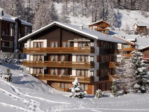 Apartment Amedee (048D04) Saas-Fee