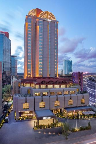 Istanbul Hilton Istanbul Maslak indirim kuponu