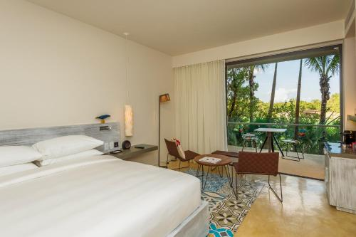 Andaz Mayakoba All Inclusive Package kamer foto 's