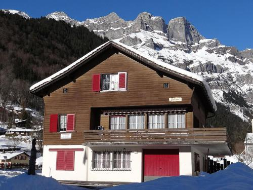 Apartment Valentine 1227372 Engelberg