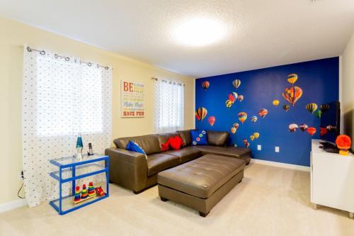 Amazing 5 Bedroom Home   Champions Gate Resort