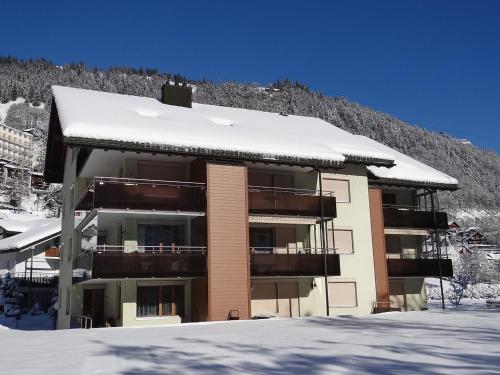 Apartment Blumenweg 8 Engelberg