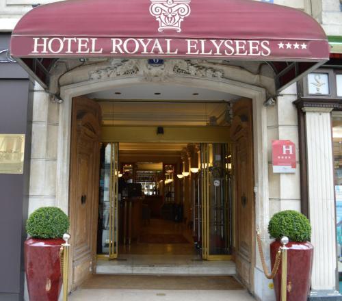 Hotel Royal Elysées photo 15