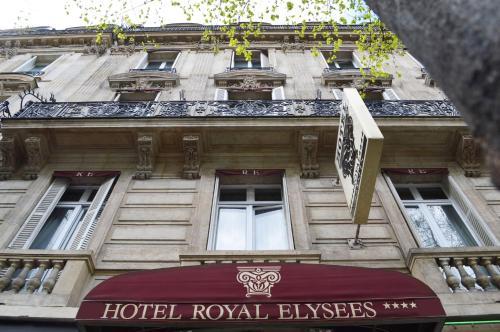 Hotel Royal Elysées photo 16