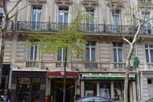 Hotel Royal Elysées photo 17