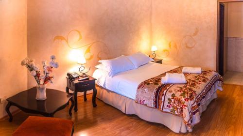 . Villa de Tacvnga Hotel