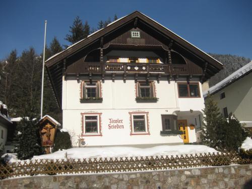 Tiroler Frieden - Accommodation - St. Anton am Arlberg