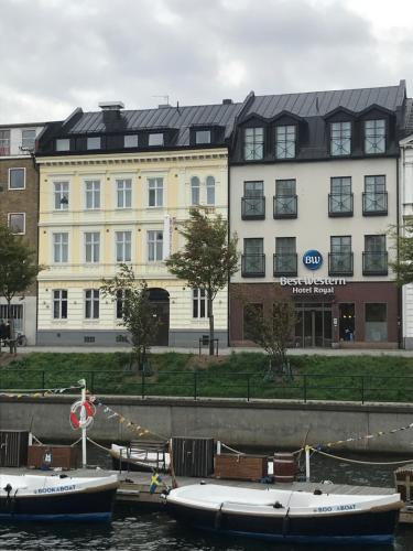 Best Western Hotel Royal - Malmö