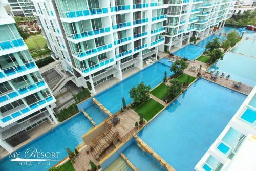 My Resort Hua Hin Room D408 My Resort Hua Hin Room D408