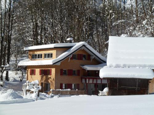 Bauernhof Mangeng - Apartment - Klösterle am Arlberg