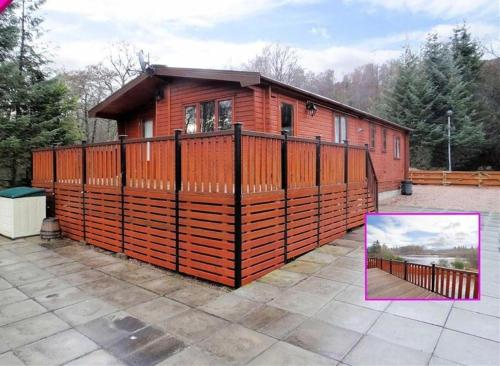 Lodge 53 Aviemore Holiday Park